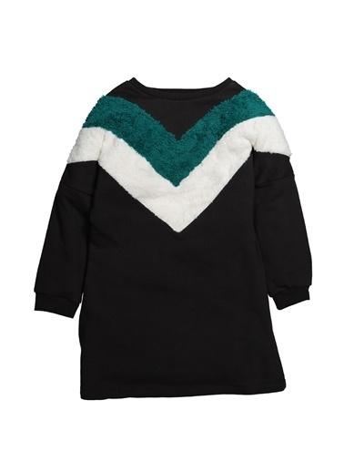 Zeyland Peluş Parçalı Sweatshirt (5-12yaş) Peluş Parçalı Sweatshirt (5-12yaş) Antrasit